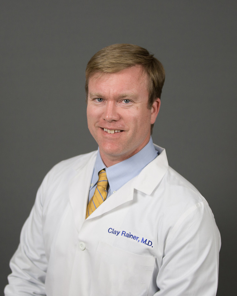 J. Clay Rainer, MD